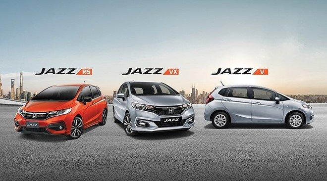 Giá xe Honda JAzz 2018 phù hợp với túi tiền của người Việt