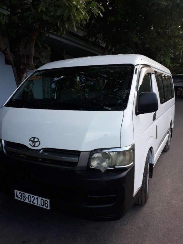 Bán xe Toyota Hiace năm sản xuất 2006, màu trắng giá cạnh tranh-0