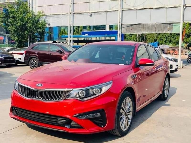 Bán ô tô Kia Optima sản xuất 2019, màu đỏ-0