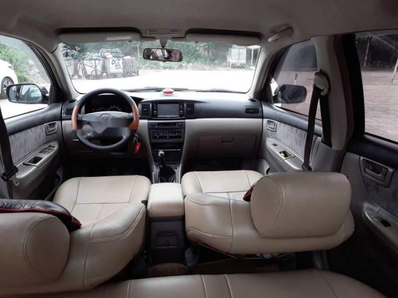 Cần bán gấp Toyota Corolla altis sản xuất năm 2003, màu đen-3