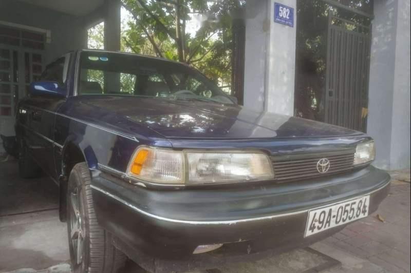 Bán Toyota Camry sản xuất năm 1988, xe nhập Mỹ (3)