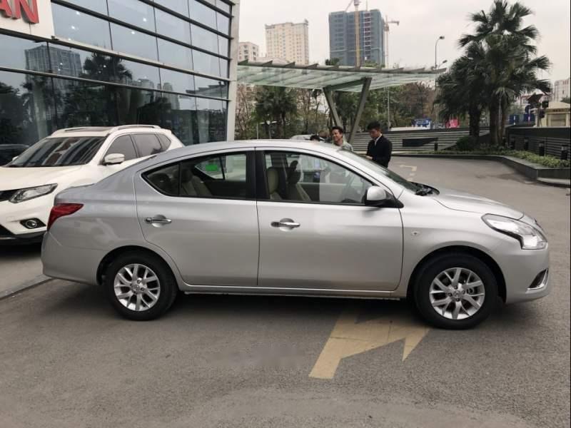 Bán Nissan Sunny đời 2019, màu bạc, nhập khẩu giá cạnh tranh (3)