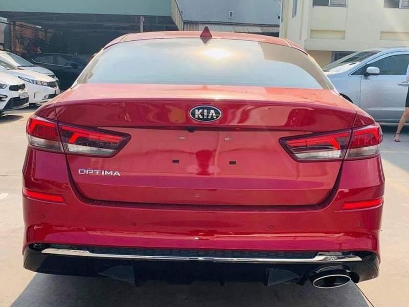 Bán ô tô Kia Optima sản xuất 2019, màu đỏ-1