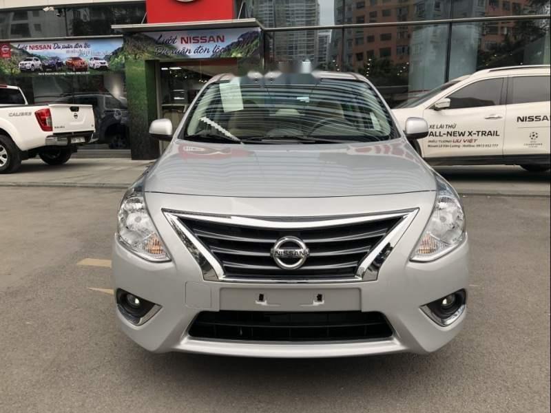 Bán Nissan Sunny đời 2019, màu bạc, nhập khẩu giá cạnh tranh (1)