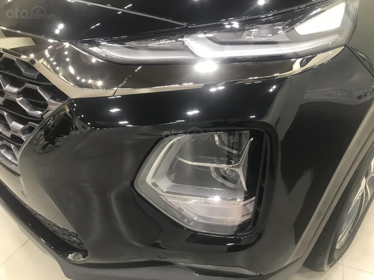 Hyundai Santa Fe 2019 bản Premium máy dầu cao cấp - Xe giao ngay - Nhiều ưu đãi - 0919929923-5