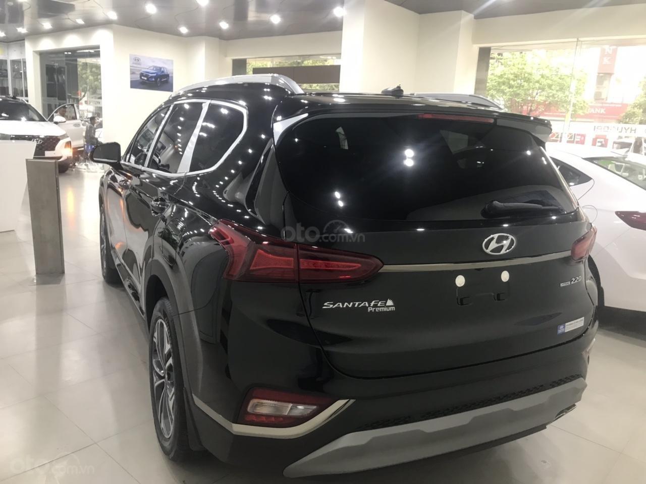 Hyundai Santa Fe 2019 bản Premium máy dầu cao cấp - Xe giao ngay - Nhiều ưu đãi - 0919929923-7