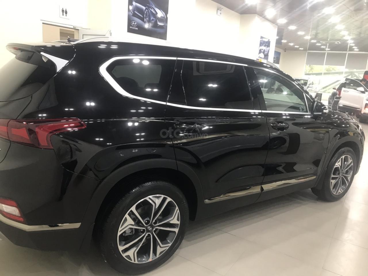 Hyundai Santa Fe 2019 bản Premium máy dầu cao cấp - Xe giao ngay - Nhiều ưu đãi - 0919929923-2