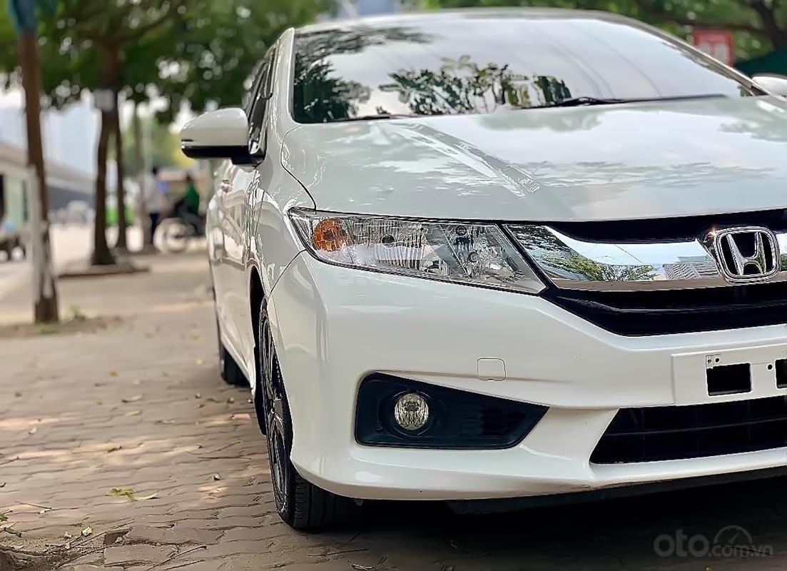 Cần bán Honda City đời 2017, màu trắng (1)
