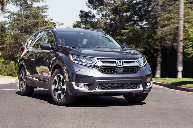 Đánh giá xe Honda CRV 2019