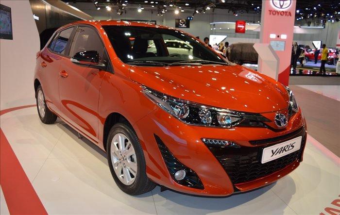 Giá xe Toyota Yaris 2018 phù hợp với túi tiền người Việt