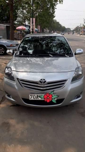 Bán Toyota Vios G đời 2012, màu bạc, 407tr-0
