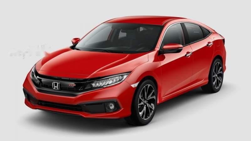Bán xe Honda Civic năm 2019, nhập khẩu, giá 729tr (1)
