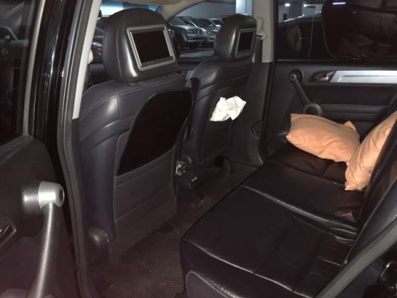 Bán Honda CR V 2.0AT 2011, màu đen, nhập khẩu  -3