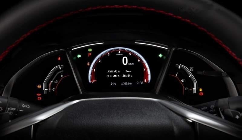 Bán xe Honda Civic năm 2019, nhập khẩu, giá 729tr (3)