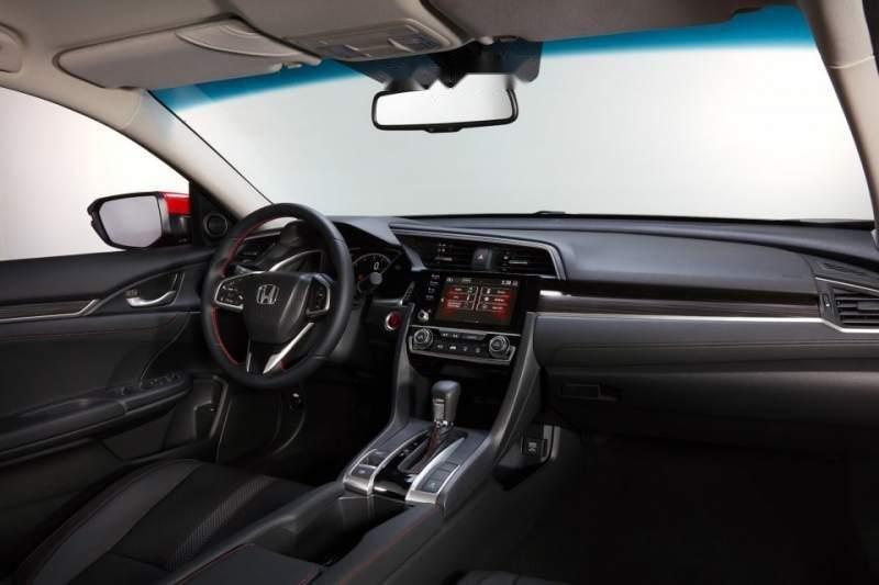 Bán xe Honda Civic năm 2019, nhập khẩu, giá 729tr (4)