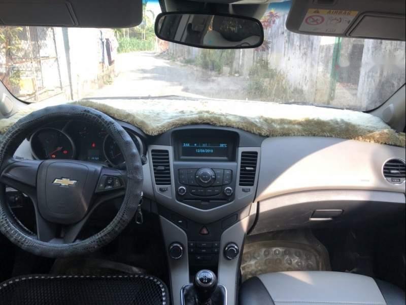 Bán Chevrolet Cruze năm sản xuất 2016, màu bạc, giá tốt-2