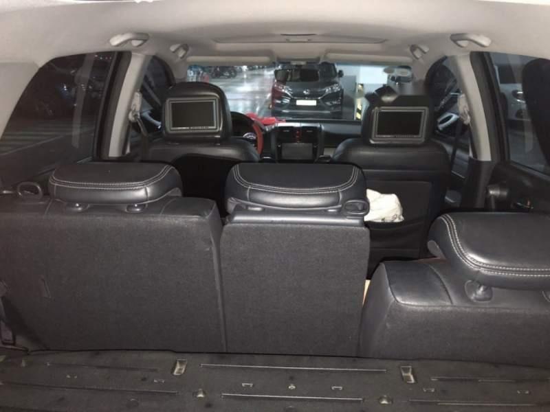 Bán Honda CR V 2.0AT 2011, màu đen, nhập khẩu  -2