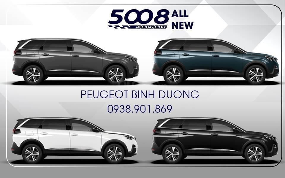 Peugeot Bình Dương bán 5008 2019 - giao xe ngay - ưu đãi tốt - 0938.901.869 (11)