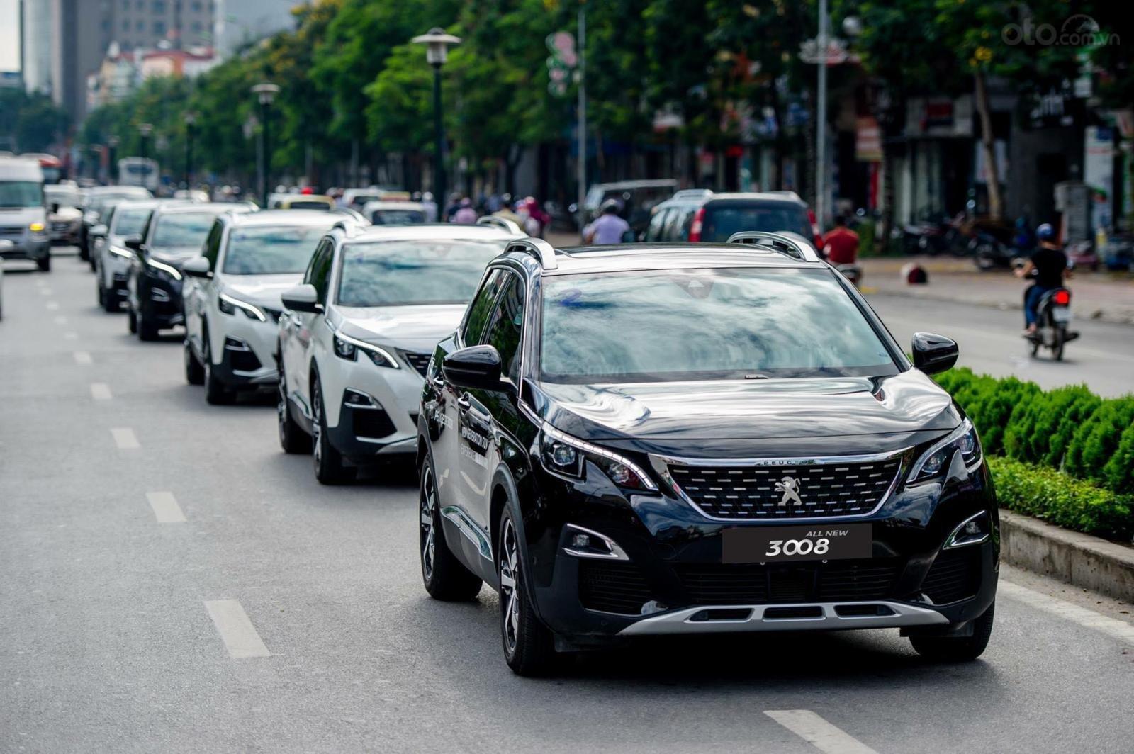 Peugeot Long Biên bán xe Peugeot 3008 All New 2019 đủ màu, giao xe nhanh - Giá tốt nhất MB - 0938.905.072-0