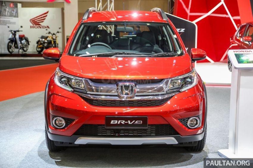 Honda BR-V 2019.