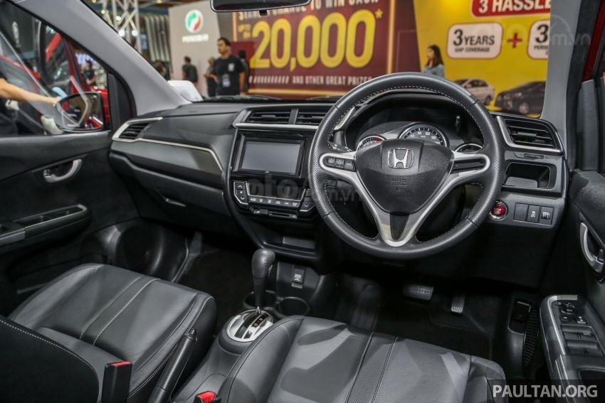 Honda BR-V 2019