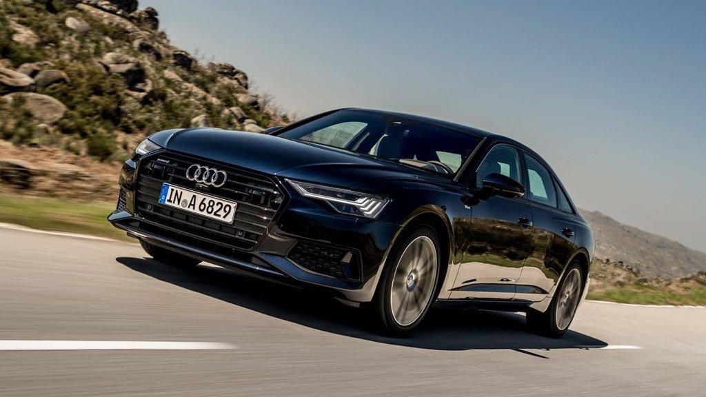 Giá xe Audi A6 cũ