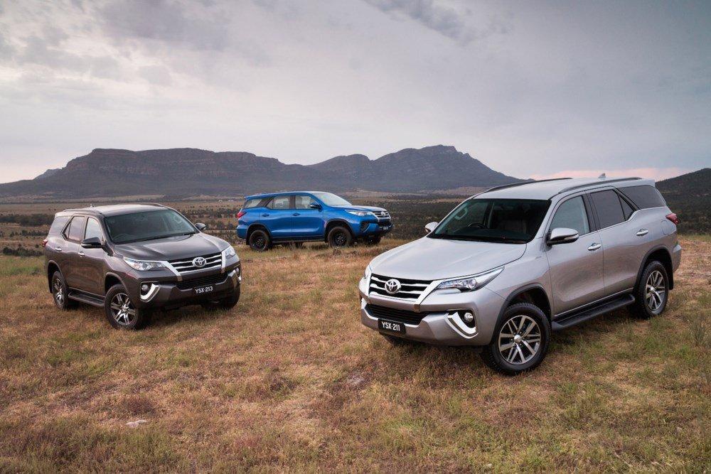 Đánh giá xe Toyota Fortuner