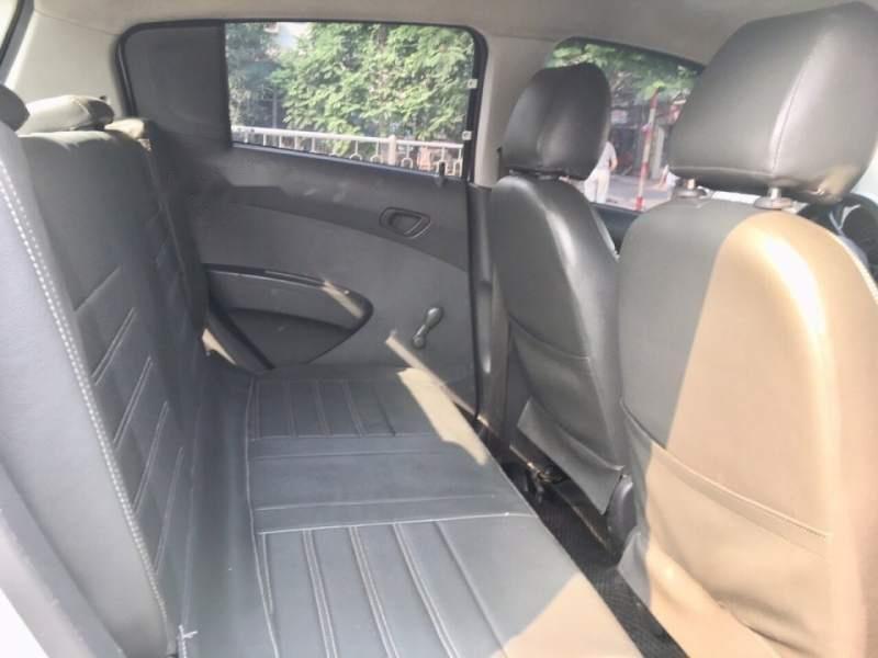 Bán xe Chevrolet Spark đời 2012, màu trắng, nhập khẩu nguyên chiếc, đăng ký 2017 (3)