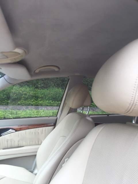 Cần bán Mercedes E240 sản xuất 2003, màu đen, nhập khẩu chính chủ-3