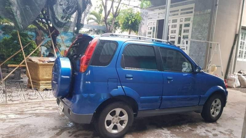 Bán ô tô Zotye Z100 2010, màu xanh lam, nhập khẩu, giá 140tr-0