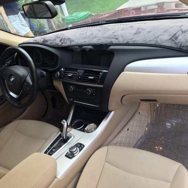Bán BMW X3 2.8i 2013, màu đỏ, xe nhập-3