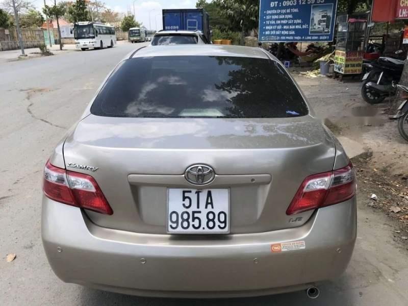 Cần bán Toyota Camry sản xuất 2006, nhập khẩu (3)