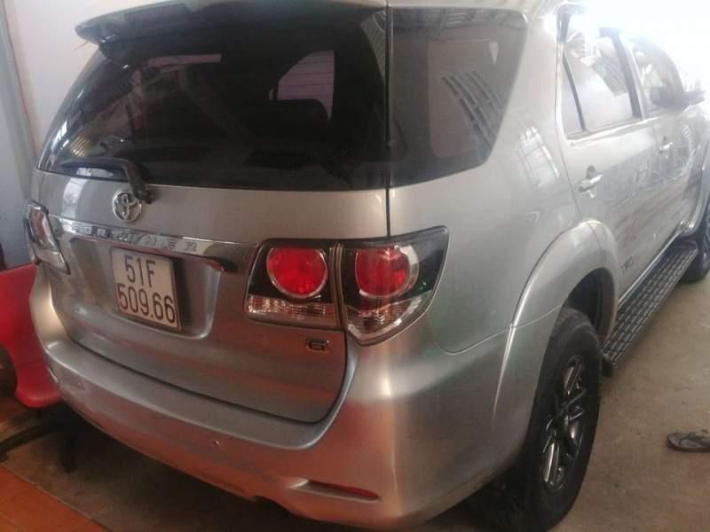 Bán Toyota Fortuner 2.5G sản xuất 2015, số sàn (2)