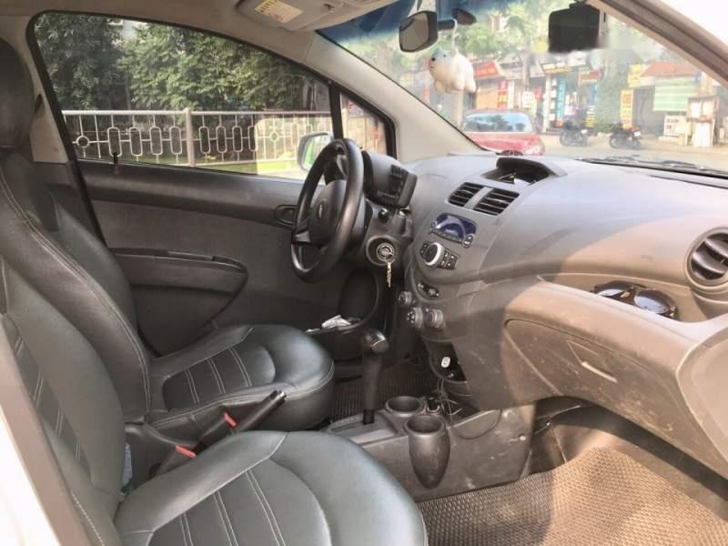 Bán xe Chevrolet Spark đời 2012, màu trắng, nhập khẩu nguyên chiếc, đăng ký 2017 (4)