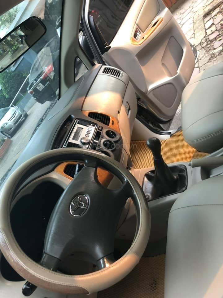 Innova G đời 2010, màu bạc, xe tư nhân, một chủ từ đầu 0968100770-5