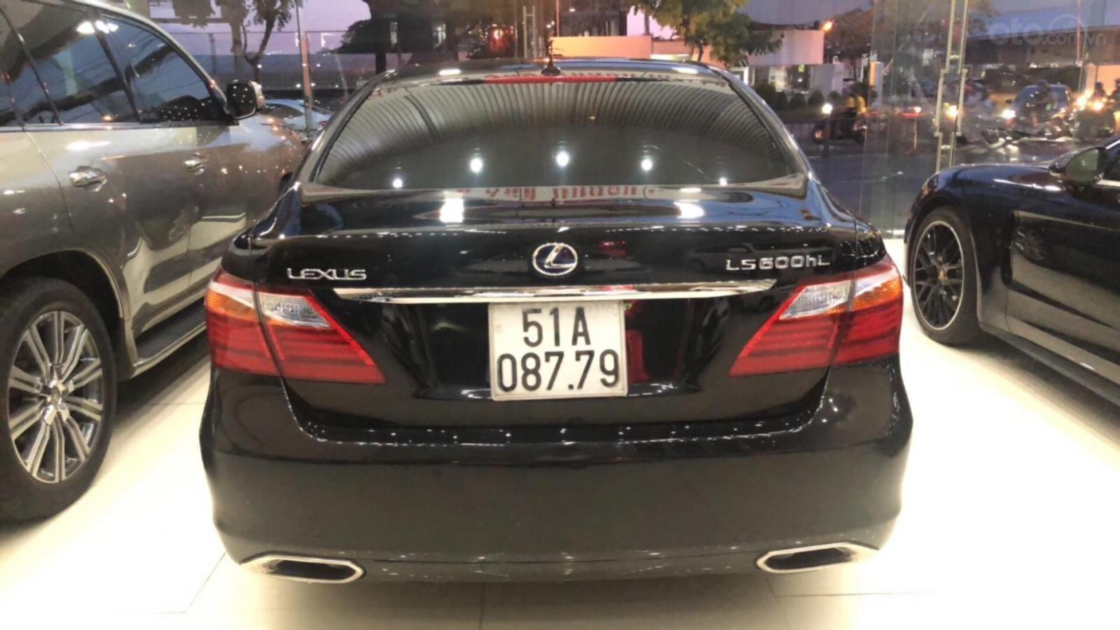 Bán xe Lexus LS600HL SX 2011 (3)