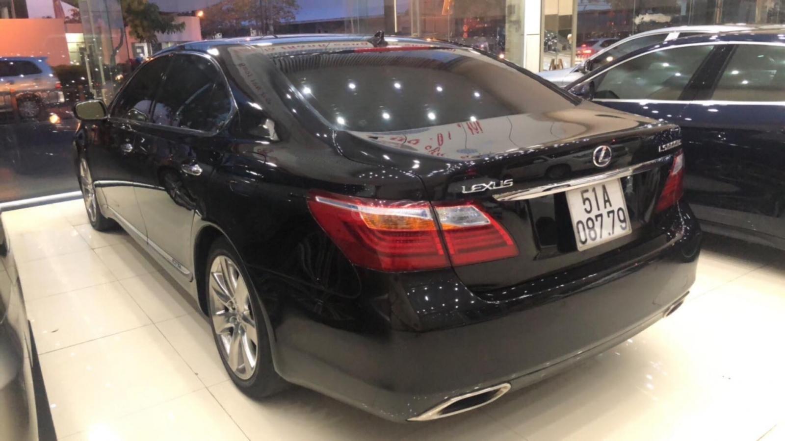 Bán xe Lexus LS600HL SX 2011 (4)