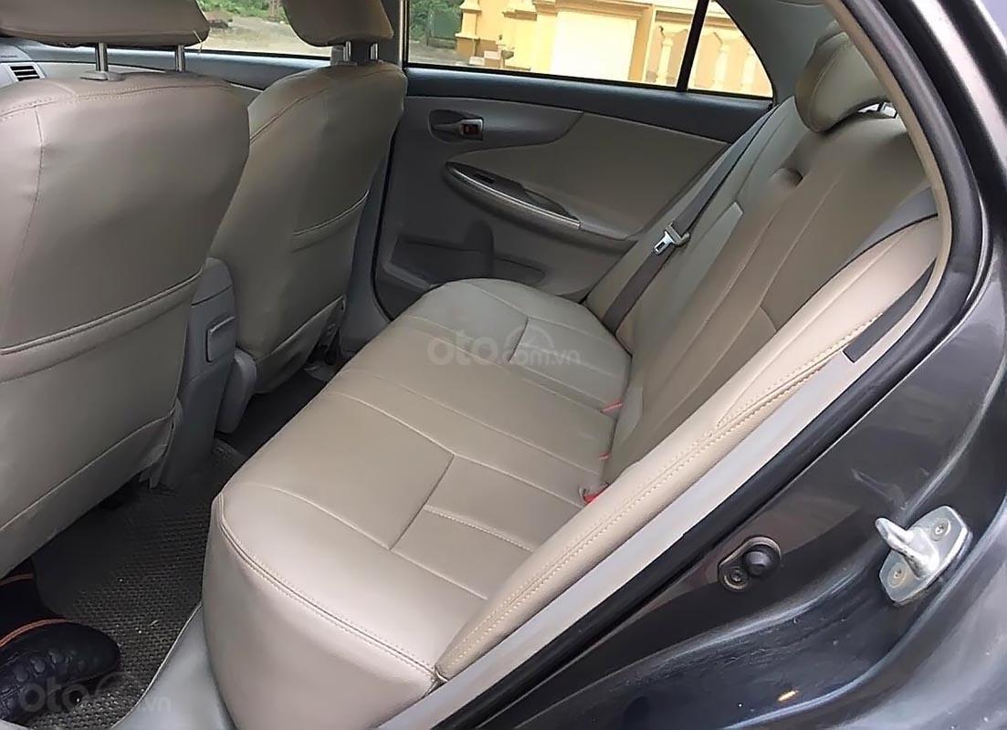 Cần bán Toyota Corolla XLi sản xuất năm 2008, màu xám, nhập khẩu nguyên chiếc, giá tốt-1
