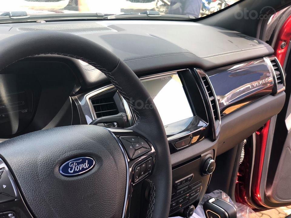 Bán xe Ford Everest Ambiente, Trend và Titanium 2019, khuyến mãi: BHVC, phim, camera, phủ Ceramic, LH ngay: 091.888.9278-6