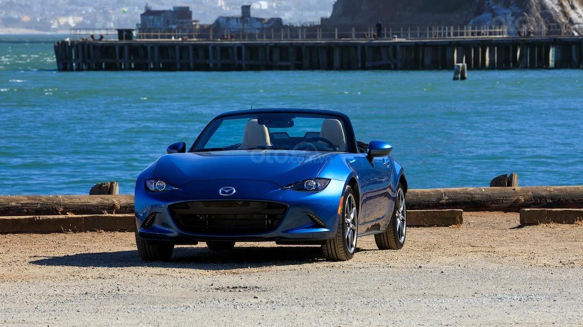 Đánh giá xe Mazda MX-5 Miata 2019