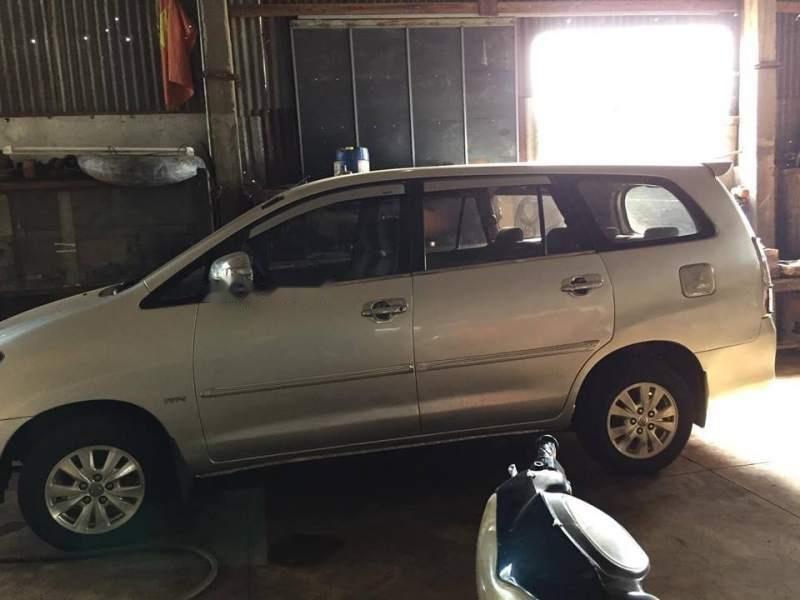 Cần bán lại xe Toyota Innova sản xuất năm 2008 giá tốt-1