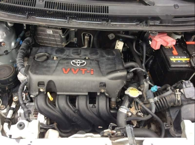 Bán xe Toyota Vios E đời 2011, màu bạc còn mới giá cạnh tranh (6)