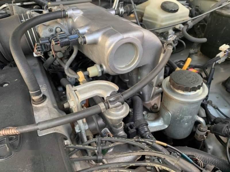 Cần bán gấp Toyota Land Cruiser 2005, giá 580tr-4