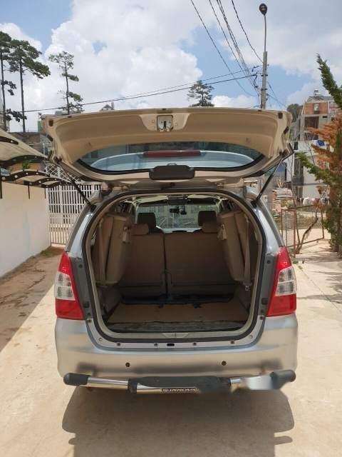 Bán Toyota Innova sản xuất năm 2015, màu bạc chính chủ-1