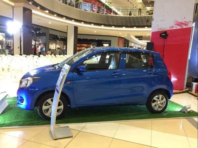 Bán Suzuki Celerio năm 2019, màu xanh lam, nhập khẩu -1