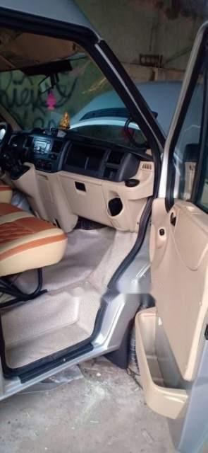 Cần bán xe Ford Transit 2014, màu bạc-3