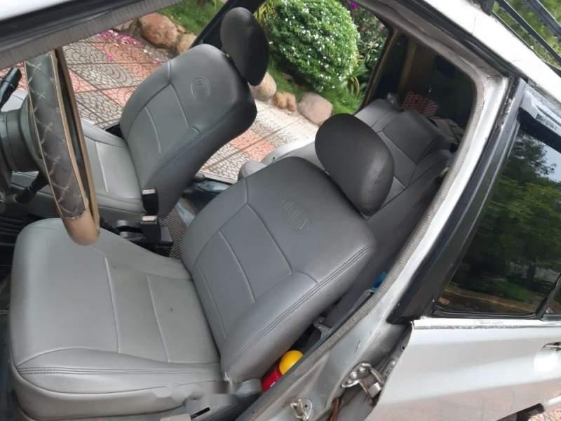 Bán lại xe Kia Pride 1991, màu bạc, nhập khẩu nguyên chiếc-4