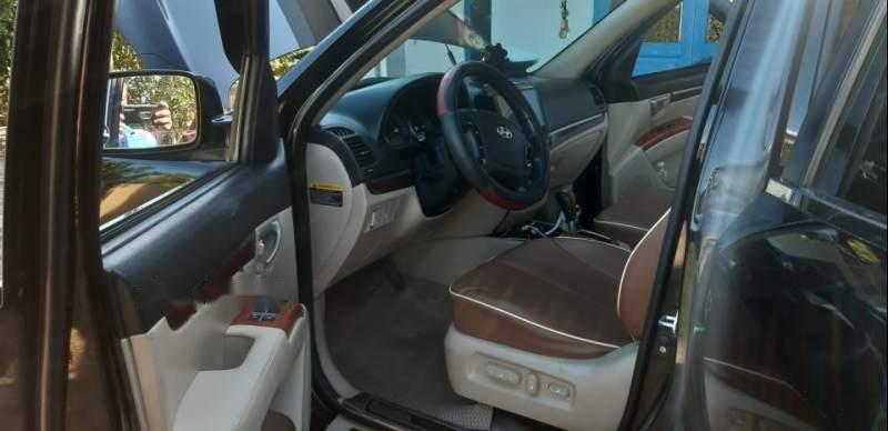 Bán xe Hyundai Santa Fe 2008, xe nhập chính chủ, giá tốt-1