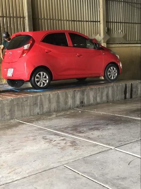 Bán ô tô Hyundai Eon đời 2012, màu đỏ, xe nhập, giá chỉ 240 triệu (2)