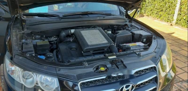 Bán xe Hyundai Santa Fe 2008, xe nhập chính chủ, giá tốt-0